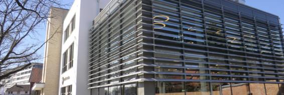 Bauvorhaben Elan Hannover – Neubau Fitnessanlage