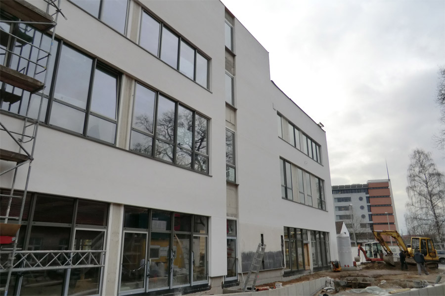 Bauplanung Hannover bauvorhaben elan hannover neubau fitnessanlage bauprofil koch
