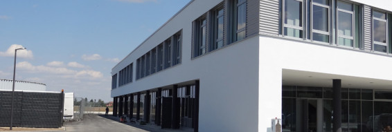 Bauvorhaben VW Business Hangar Air Service, Braunschweig
