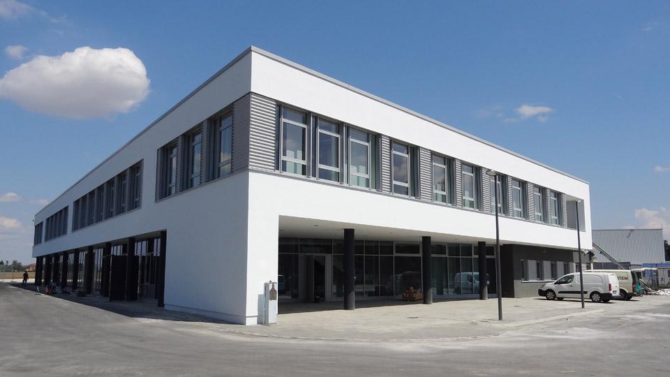 Aus unseren Referenzen: VW Business Hangar
