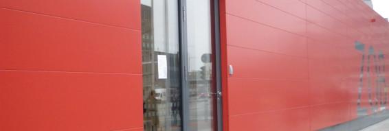Bauvorhaben ZOB Hannover, Neubau Servicegebäude